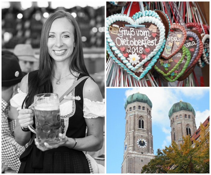 An Oktoberfest Tour Guide's Most Frequently Asked Oktoberfest Questions | Need to know Oktoberfest in Munich, Germany #oktoberfest #munich #germany #beer #festival | Cookies, Frauenkirche, Ashley