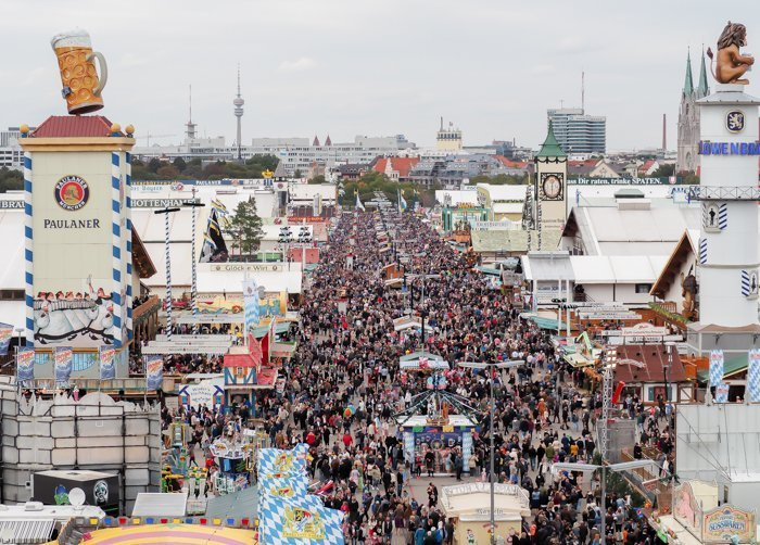 An Oktoberfest Tour Guide's Most Frequently Asked Oktoberfest Questions   Need to know Oktoberfest in Munich, Germany #oktoberfest #munich #germany #beer #festival   Theresienwiese, Wiesn