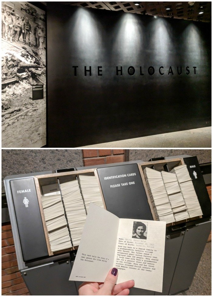 United States Holocaust Memorial Museum | A Jam-Packed 3 Days in Washington DC Itinerary for First Time Visitors | #washingtondc #timebudgettravel #USA