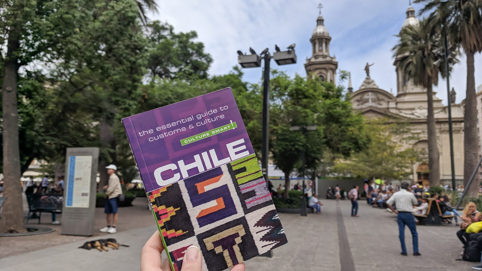 The Best Travel Guidebooks for Culture Smart Travelers   Culture Smart! guidebooks review   Culture Smart! Chile in Santiago #guidebook #traveltips #culturesmart #chile