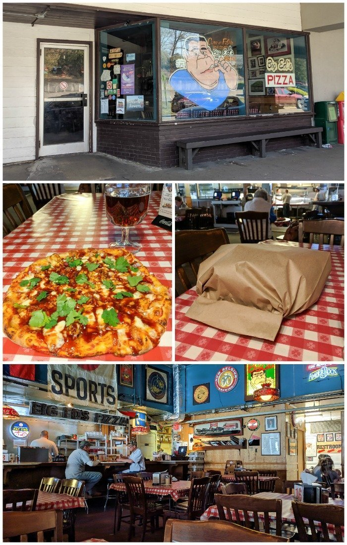 Big Ed's Pizza | 7 Ways to Spend a Day in Oak Ridge, Tennessee | Manhattan Project | Atomic bomb | World War II | Department of Energy | Y-12, X-10 graphite reactor | #Oakridge #WWII #manhattanproject #tennessee