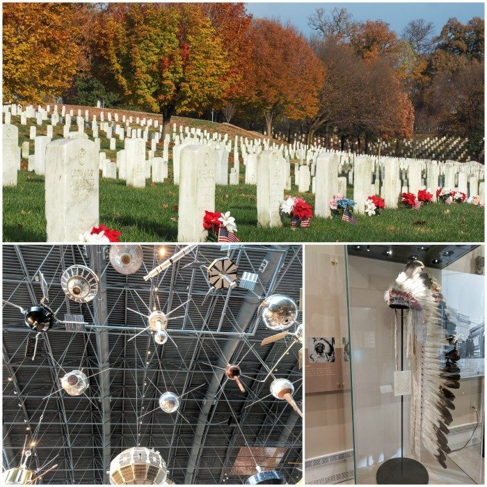 Arlington National Cemetery | A Jam-Packed 3 Days in Washington DC Itinerary for First Time Visitors | #washingtondc #timebudgettravel #USA