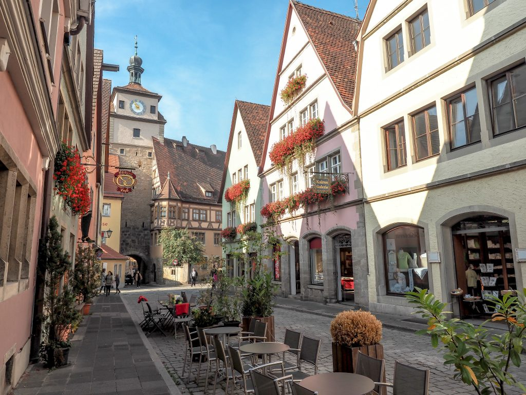 Germany travel guide | Where to stay in Germany, where to stay in Rothenburg ob der Tauber