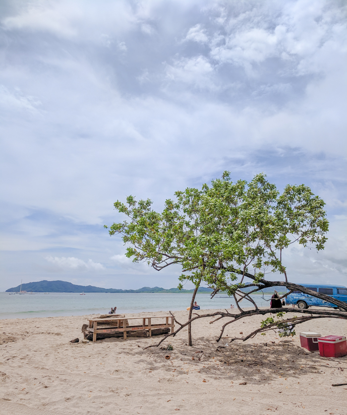Beach in Costa Rica, Getting Sick While Traveling Abroad // What to Do and How to Deal   Travel insurance, prepare for getting sick abroad, when to see a doctor, emergency room experience, medicine and medical care abroad, and more. #sickabroad #traveltips #travelguide #healthytravel #healthtips #travelinsurance