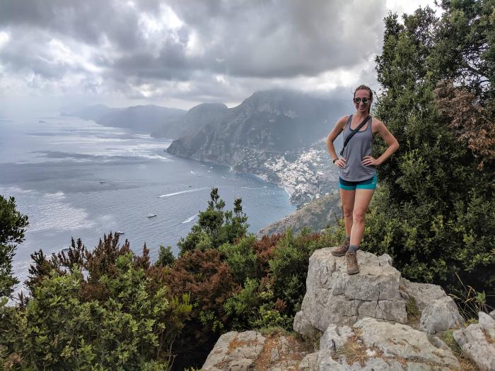 5 days in Sorrento, Italy + the Amalfi Coast, hiking the Path of the Gods, Il Sentiero degli Dei #sorrento #italy #amalficoast #pathofthegods #hike