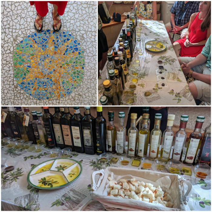 5 days in Sorrento, Italy and the Amalfi Coast, food tour day, Gargiulo olive oil factory #sorrento #italy #oliveoil #italy