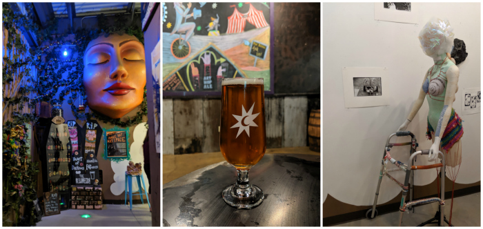 Magic Hat craft beer brewery and tour   11 Ways to Fill Your Days During a Weekend in Vermont   #vermont #burlington #newengland #craftbeer