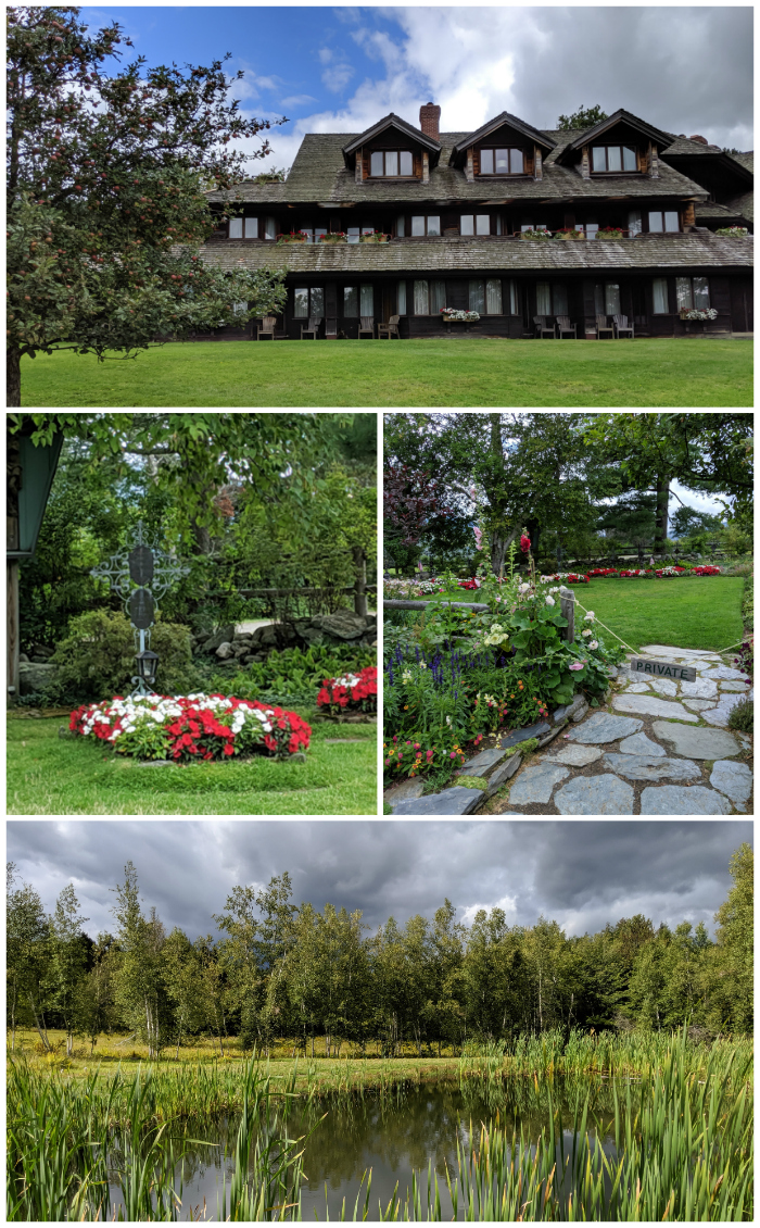 Von Trapp family lodge in Stowe, VT   11 Ways to Fill Your Days During a Weekend in Vermont   #vermont #stowe #newengland #vontrapp