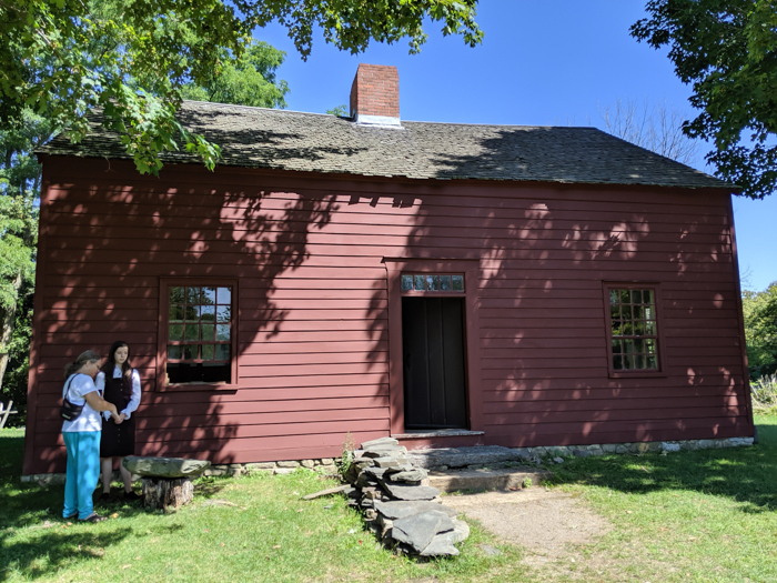 Ethan Allen Homestead Museum   11 Ways to Fill Your Days During a Weekend in Vermont   #vermont #burlington #newengland
