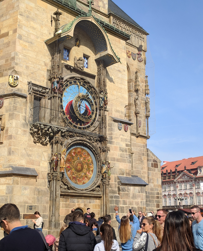 Astronomical Clock   Cool Prague Experiences   Czech Republic / Czechia   What to do in Prague, best prague things to see and do