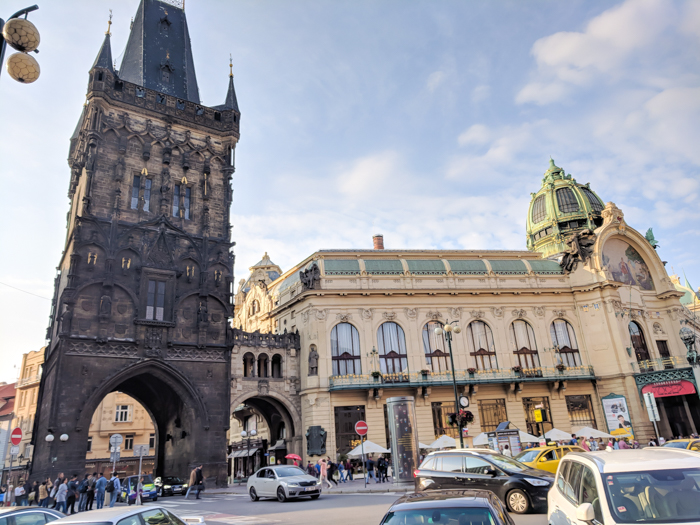 Powder Tower   Cool Prague Experiences   Czech Republic / Czechia   What to do in Prague, best prague things to see and do