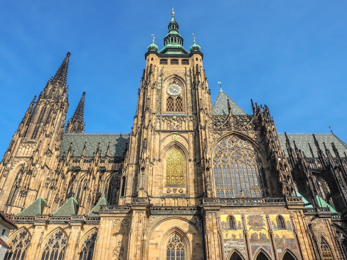 Prague Castle palace   Cool Prague Experiences   Czech Republic / Czechia   What to do in Prague, best prague things to see and do