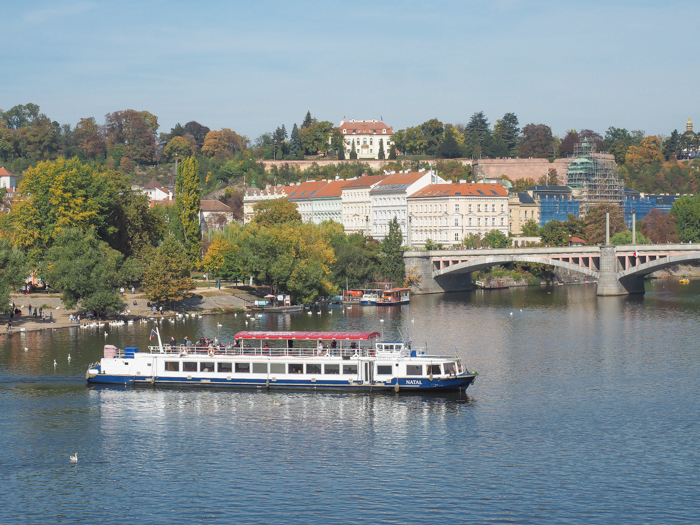 Vltava River Cruise with Prague Boats   Cool Prague Experiences   Czech Republic / Czechia   What to do in Prague, best prague things to see and do