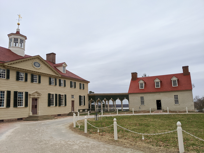 George Washington's house at Mount Vernon | Another long weekend in Washington, D.C.