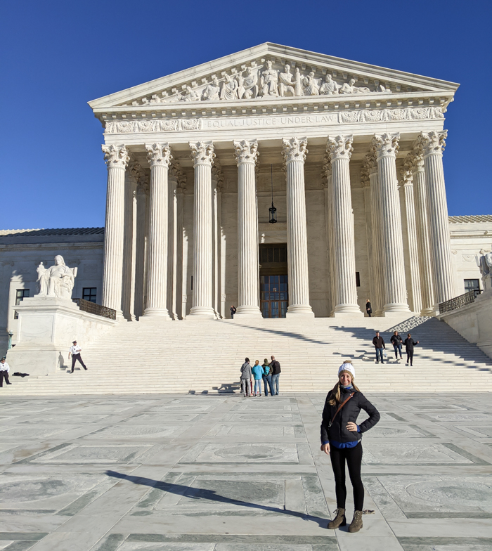 Supreme Court | Another long weekend in Washington, D.C.