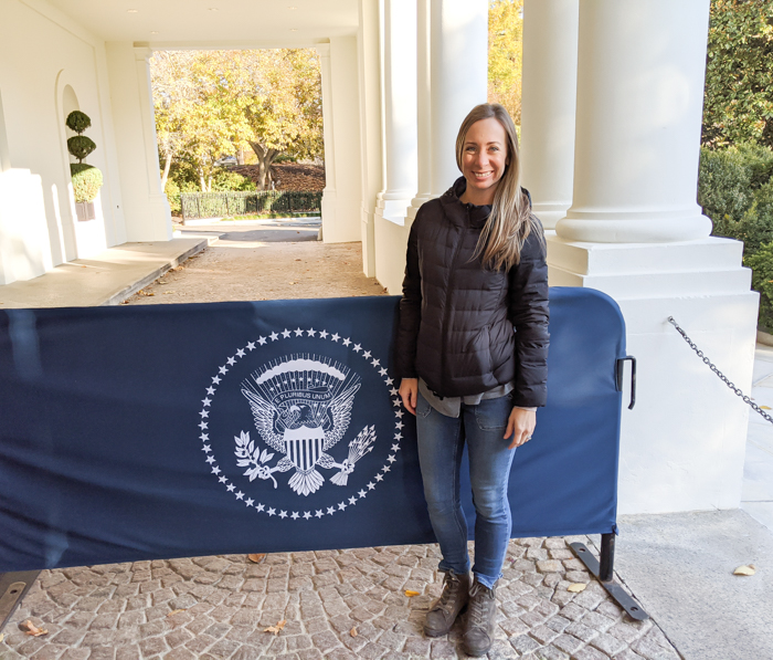 Taking a tour of the White House | Another long weekend in Washington, D.C.