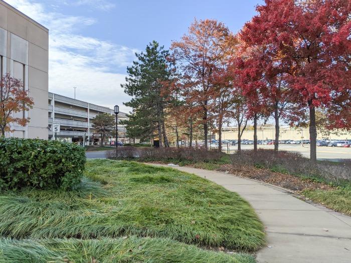 Pentagon City Parking Garage - Where to park for a Pentagon tour - How to get to the Pentagon for your tour