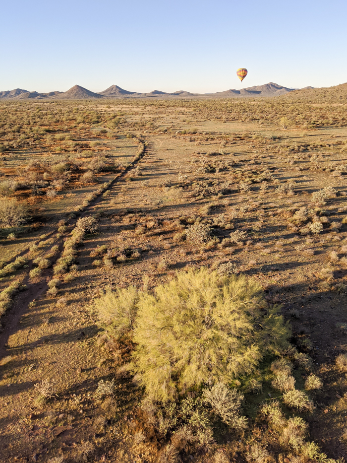 Balloons over the Sonoran desert   What You Need to Know for Your Sunrise Hot Air Balloon Ride in Arizona   Scottsdale and Phoenix, Arizona hot air balloon rides with Hot Air Expeditions