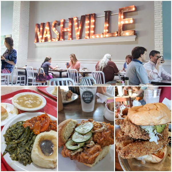 How to Spend a Weekend in Nashville If You Hate Country Music | Nashville, Tennessee | Where to eat in Nashville: Arnold's Country Kitchen, Biscuit Love, Edley's BBQ
