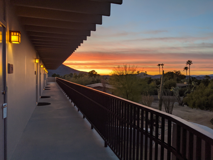 4 Days in Scottsdale, Arizona // A Jam-Packed Itinerary With a Bit of Everything | Where to stay in Scottsdale: Civana Wellness Resort and Spa, sunset #sunset #civana #wellness #spa #scottsdale