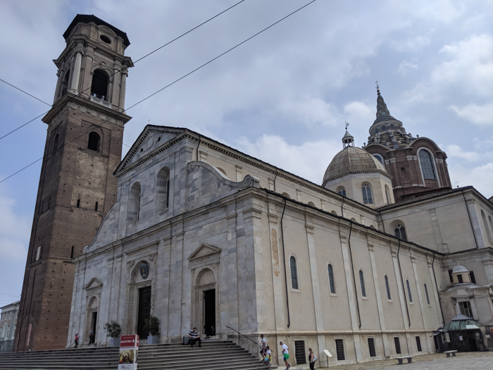 Turin Cathedral | How to Spend 2 Days in Turin, Italy (Torino) | 2-Day Itinerary plus helpful tips | Where to stay in Turin, Things to do in Turin, the capital of the Piedmont region | #turin #torino #italy #weekendinturin #traveltips