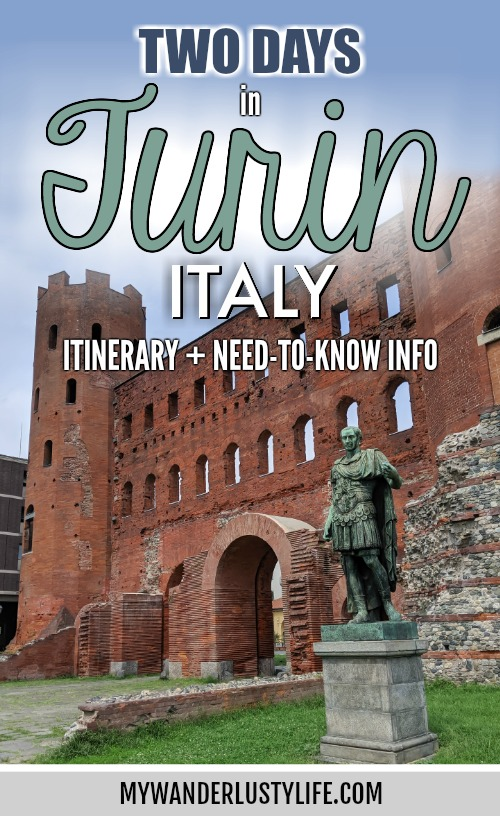 How to Spend 2 Days in Turin, Italy (Torino) | 2-Day Itinerary plus helpful tips | Where to stay in Turin, Things to do in Turin, the capital of the Piedmont region | #turin #torino #italy #weekendinturin #traveltips