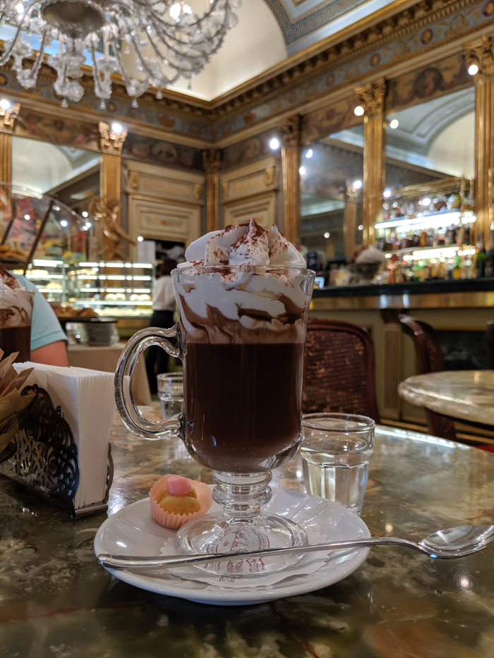Bicerin at Caffe San Carlo | How to Spend 2 Days in Turin, Italy (Torino) | 2-Day Itinerary plus helpful tips | Where to stay in Turin, Things to do in Turin, the capital of the Piedmont region | #turin #torino #italy #weekendinturin #traveltips