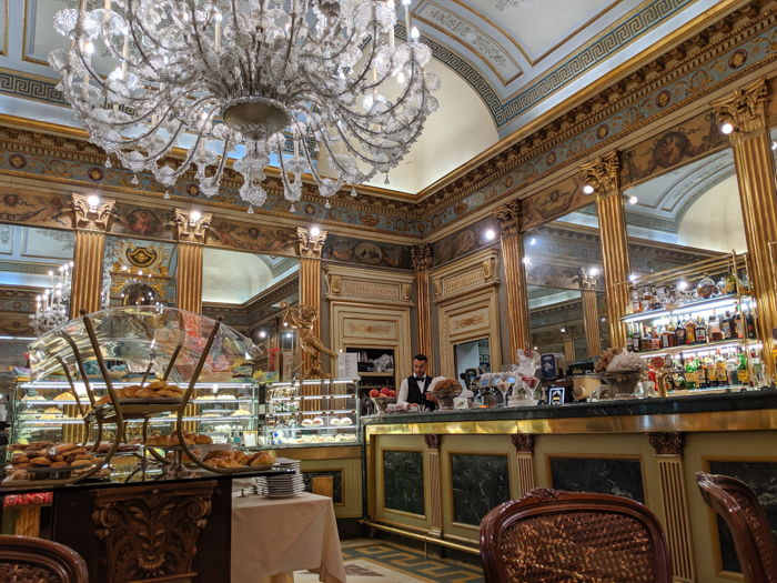 Historic Caffe San Carlo | How to Spend 2 Days in Turin, Italy (Torino) | 2-Day Itinerary plus helpful tips | Where to stay in Turin, Things to do in Turin, the capital of the Piedmont region | #turin #torino #italy #weekendinturin #traveltips