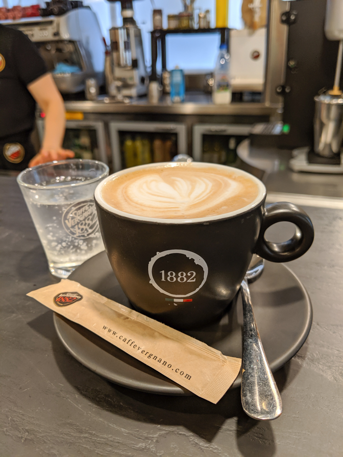 Cappuccino | How to Spend 2 Days in Turin, Italy (Torino) | 2-Day Itinerary plus helpful tips | Where to stay in Turin, Things to do in Turin, the capital of the Piedmont region | #turin #torino #italy #weekendinturin #traveltips