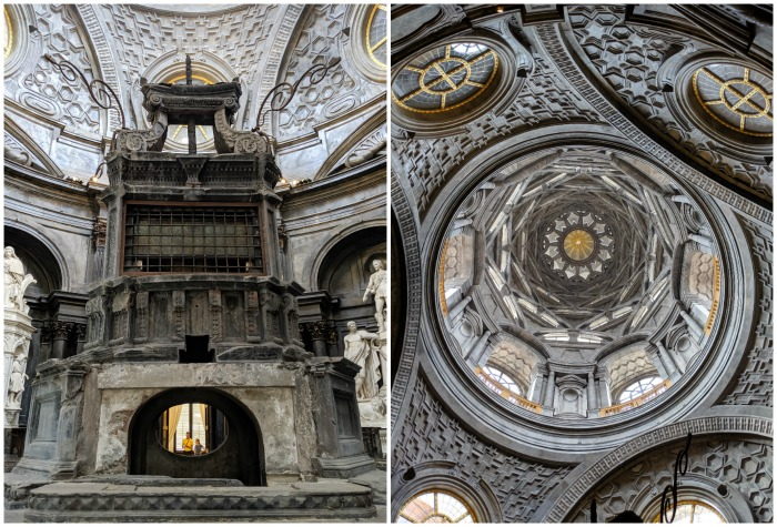 Royal Palace Chapel of the Shroud | How to Spend 2 Days in Turin, Italy (Torino) | 2-Day Itinerary plus helpful tips | Where to stay in Turin, Things to do in Turin, the capital of the Piedmont region | #turin #torino #italy #weekendinturin #traveltips