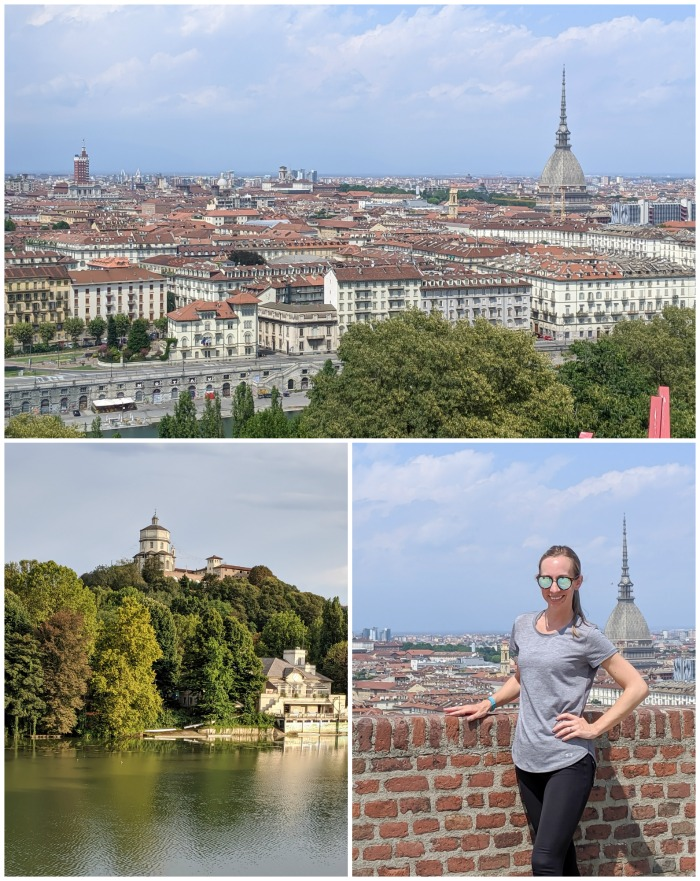 View from Monte dei Cappuccini | How to Spend 2 Days in Turin, Italy (Torino) | 2-Day Itinerary plus helpful tips | Where to stay in Turin, Things to do in Turin, the capital of the Piedmont region | #turin #torino #italy #weekendinturin #traveltips