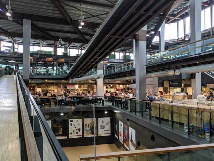 Mercato Centrale | How to Spend 2 Days in Turin, Italy (Torino) | 2-Day Itinerary plus helpful tips | Where to stay in Turin, Things to do in Turin, the capital of the Piedmont region | #turin #torino #italy #weekendinturin #traveltips