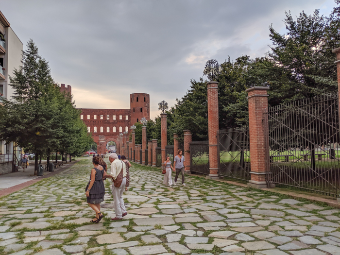 Roman gate   How to Spend 2 Days in Turin, Italy (Torino)   2-Day Itinerary plus helpful tips   Where to stay in Turin, Things to do in Turin, the capital of the Piedmont region   #turin #torino #italy #weekendinturin #traveltips