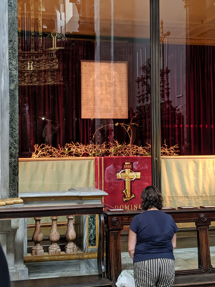 Shroud of Turin | How to Spend 2 Days in Turin, Italy (Torino) | 2-Day Itinerary plus helpful tips | Where to stay in Turin, Things to do in Turin, the capital of the Piedmont region | #turin #torino #italy #weekendinturin #traveltips