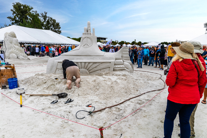 Siesta Key Crystal Classic / 3 days in Sarasota, Florida / What to do in Sarasota, Where to eat in Sarasota, itinerary and information guide