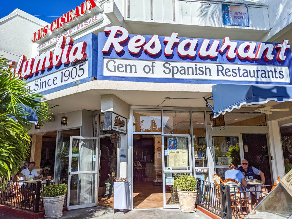 Columbia restaurant in st armands circle / 3 days in Sarasota, Florida / What to do in Sarasota, Where to eat in Sarasota, itinerary and information guide