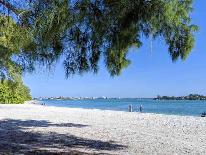 South Lido Key beach / 3 days in Sarasota, Florida / What to do in Sarasota, Where to eat in Sarasota, itinerary and information guide