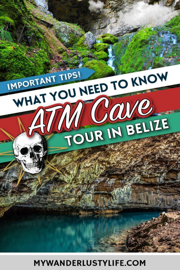 Touring the ATM Cave in Belize: important Tips, Advice, Expectations, and more | Phobias, what to wear, what to expect on the atm cave tour, atm cave tour companies, and more!