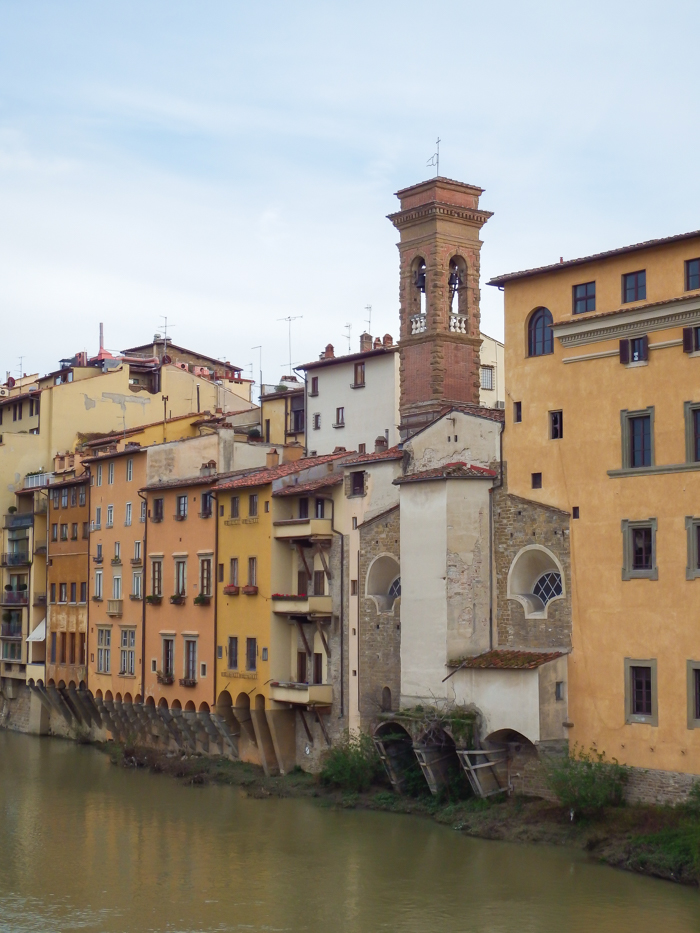 Where to stay in Florence, Arno River / 2 days in Florence, Italy