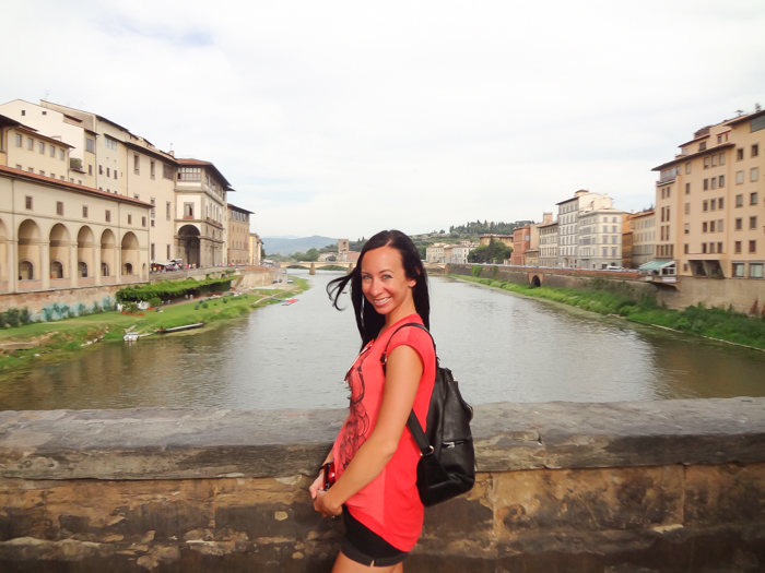 Ponte Vecchio / 2 days in Florence, Italy