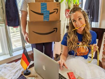 Buying a dirndl online: 9 things you need to know first | tips for buying a dirndl on the internet, where to buy a dirndl online for oktoberfest #dirndl #oktoberfest #germany #tracht