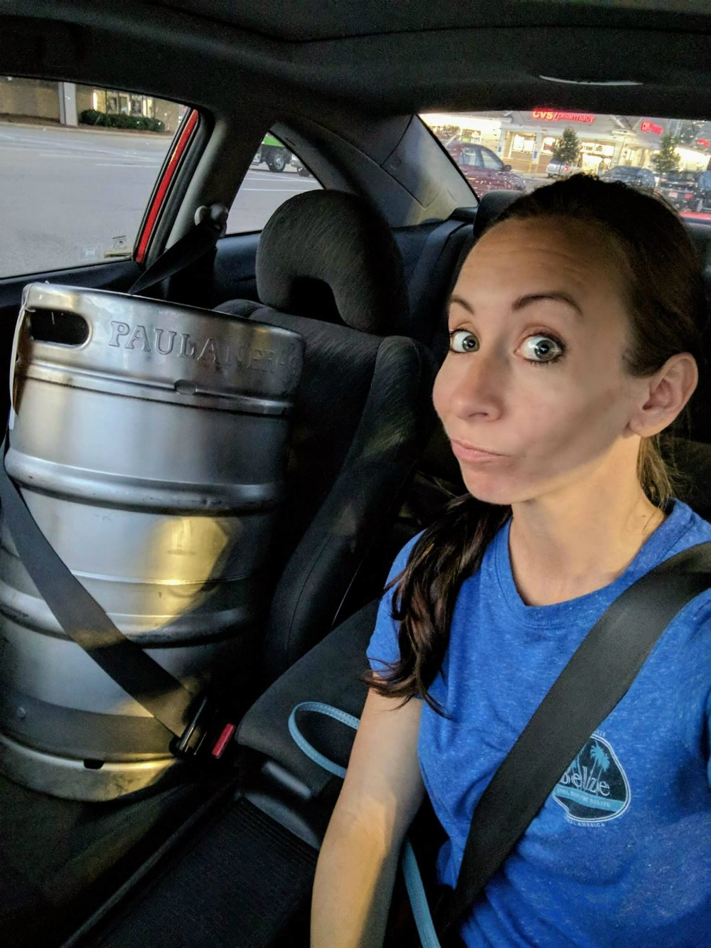 Oktoberfest party beer: What kind of beer to serve at your oktoberfest party | Getting a keg of Paulaner Oktoberfest