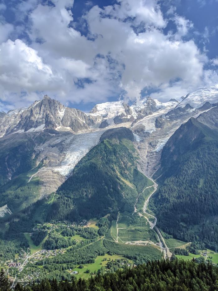 Chamonix in the summer travel guide: Chamonix summer weather
