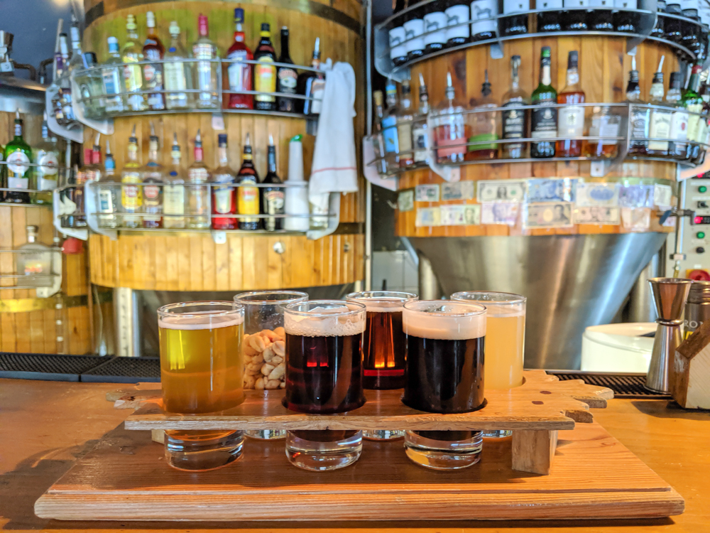 Awesome things to do in Chamonix in the summer: Alpine bucket list / Microbrewery