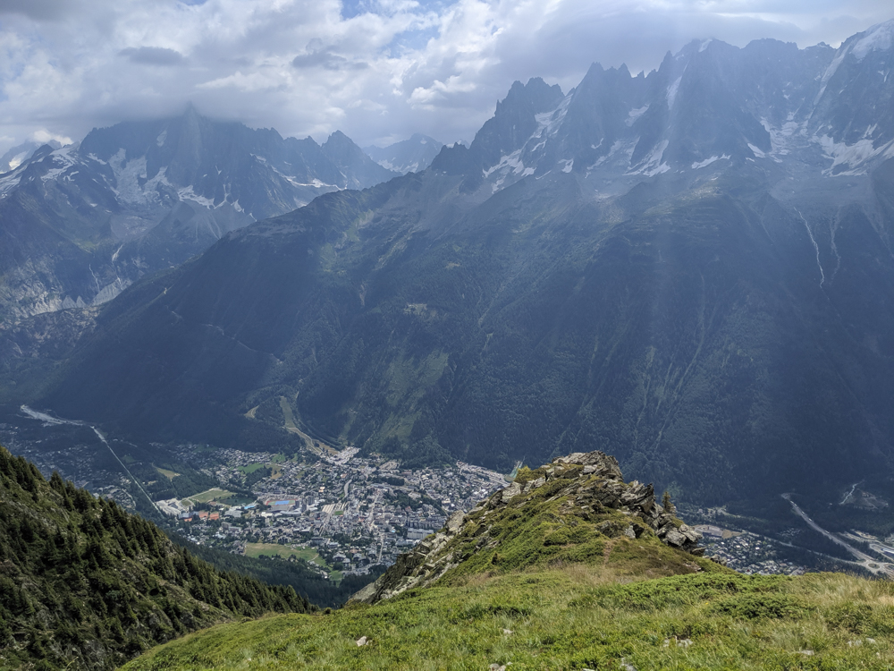 Awesome things to do in Chamonix in the summer: Alpine bucket list / Brevent to Refuge Bellachat to Merlet Animal Park to Chamonix hike