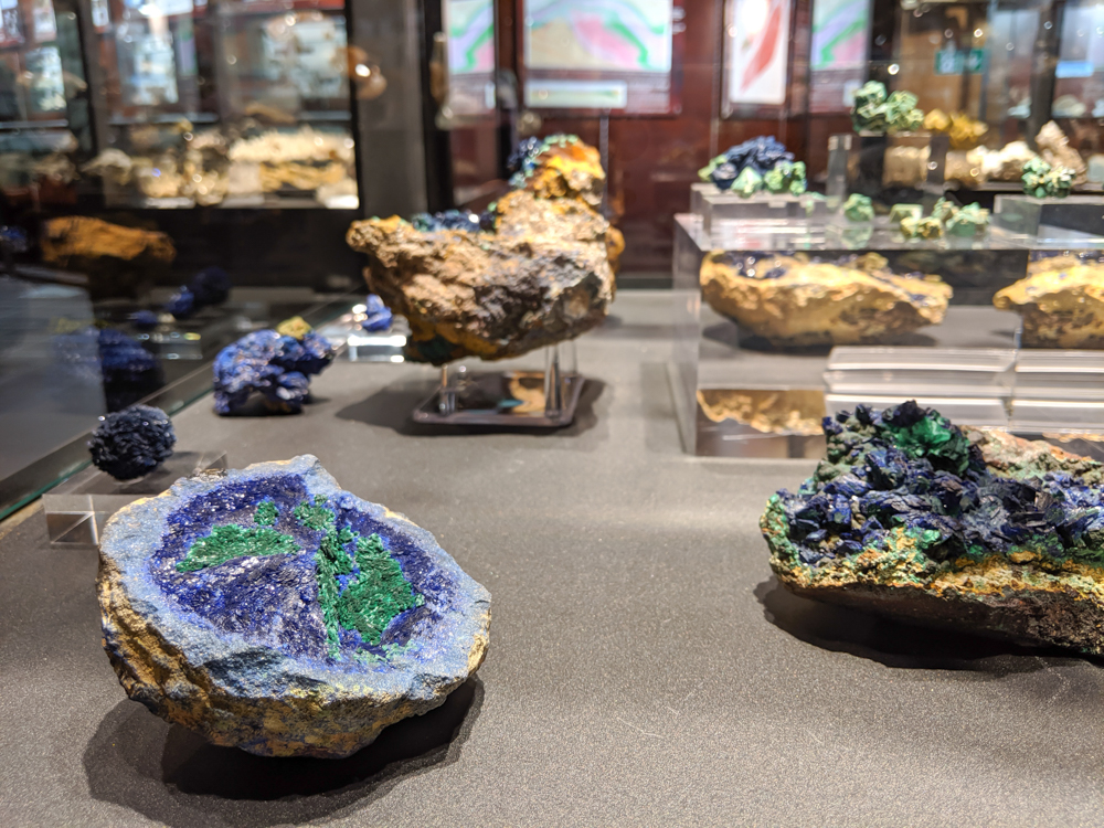 Chamonix in the summer travel guide: Crystal Museum and the Chamonix museum pass