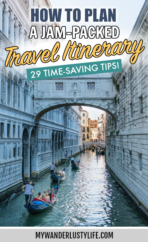 top tips for planning quick trips: How to maximize your travel time: what to do before, during, and after your trip #traveltips #travelplanning #traveladvice #itinerary #travelhacks