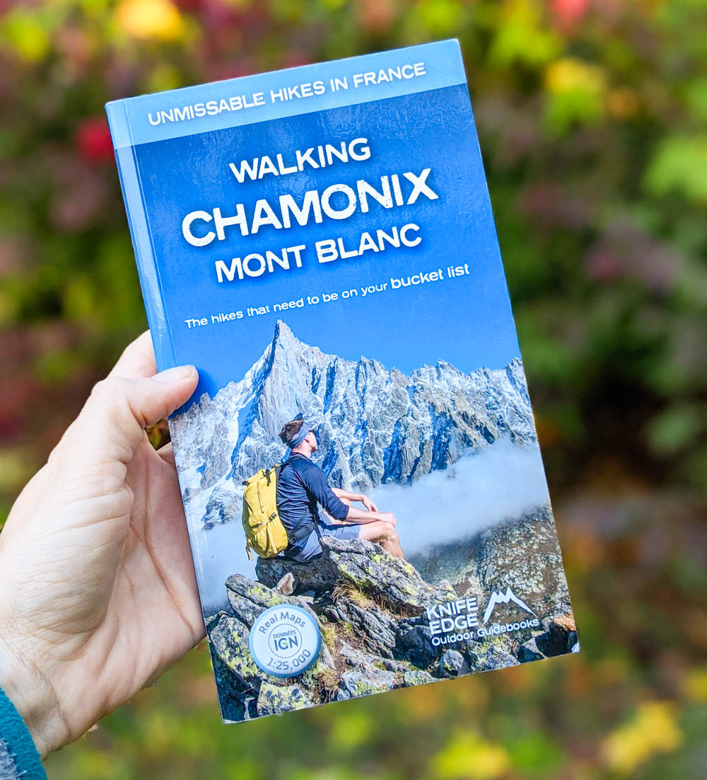 Best hikes in Chamonix: Plan de l'Aiguille to Mer de Glace and Montenvers on the Grand Balcon Nord / best day hikes in Chamonix / Mer de glace glacier, hiking in chamonix / Walking Chamonix guidebook by Andrew McCluggage