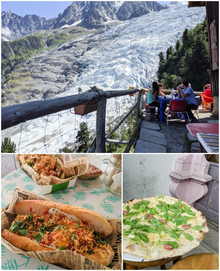 Chamonix in the summer travel guide: where to eat in Chamonix