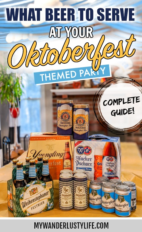 Oktoberfest Party Beer: Full Guide to Becoming the Host With the Prost!